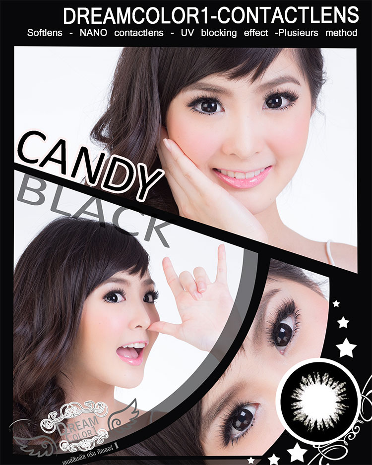 candy-black dreamcolor1